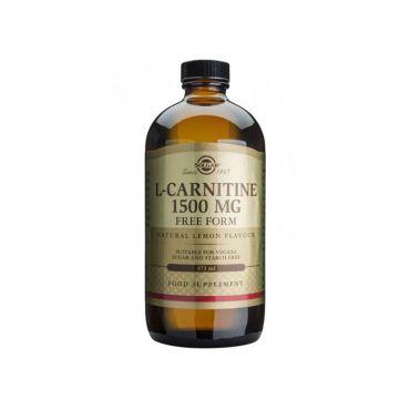 Solgar L-Carnitine 1500mg με Φυσικη Γεύση Λεμονιού 473ml - Συμπληρώματα Διατροφής στο Pharmeden.gr - Online Φαρμακείο