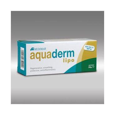 Aquaderm Lipo Κρέμα 50γρ. - Αντηλιακά στο Pharmeden.gr - Online Φαρμακείο