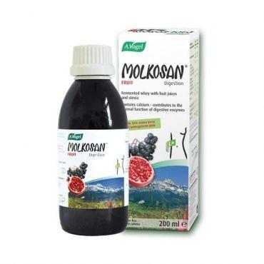 A.Vogel Molkosan Fruit 200ml - Συμπληρώματα στο Pharmeden.gr - Online Φαρμακείο