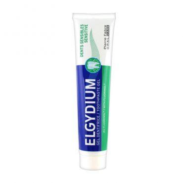 Elgydium Οδοντόκρεμα Gel με Fluorinol για Ευαίσθητα Δόντια 75ml - Στοματική Υγιεινή στο Pharmeden.gr