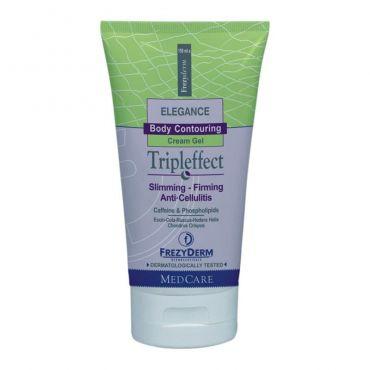 Frezyderm Tripleffect Cream Gel 150ml - Αδυνατιστικά στο Pharmeden.gr - Online Φαρμακείο
