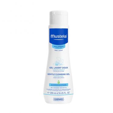 Mustela Gentle Cleansing Gel 200ml - Βρέφη στο Pharmeden.gr - Online Φαρμακείο