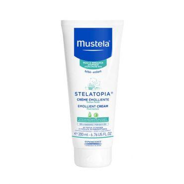 Mustela Stelatopia Emollient Cream 200ml - Βρέφη στο Pharmeden.gr - Online Φαρμακείο