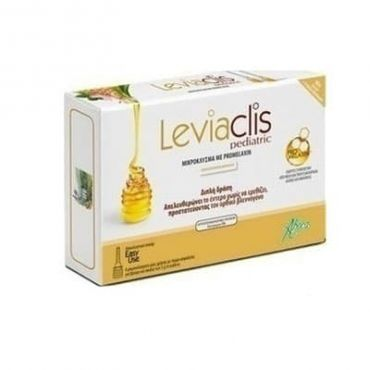 Aboca Leviaclis Μικροκλύσματα για Βρέφης & Παιδιά 6x5gr - Διάφορα στο Pharmeden.gr