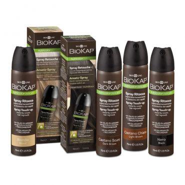 Biosline BioKap Nutricolor Spray Touch-Up 75ml - Μαλλιά στο Pharmeden.gr - Online Φαρμακείο