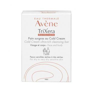 Avene Trixera Pain Στερεή Πλάκα Καθαρισμού 100gr - Σώμα στο Pharmeden.gr