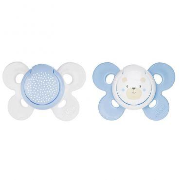 Chicco Physio Comfort 0-6m Πιπίλα Σιλικόνης Αγόρι (C10-74931-21) 2τεμ - Αξεσουάρ για Μωρά στο Pharmeden.gr - Online Φαρμακείο