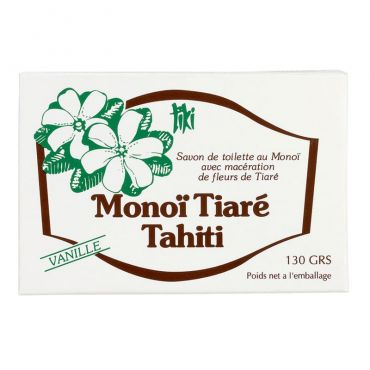 Monoi Tiki Savon Vanilla 130gr - Σώμα στο Pharmeden.gr - Online Φαρμακείο