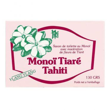 Monoi Tiki Savon Ylang Ylang 130gr - Σώμα στο Pharmeden.gr - Online Φαρμακείο