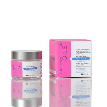 Benefit Hellas Panthenol Plus Aqua Repair Age Preventing Face & Eye Cream 50ml - Πρόσωπο στο Pharmeden.gr - Online Φαρμακείο