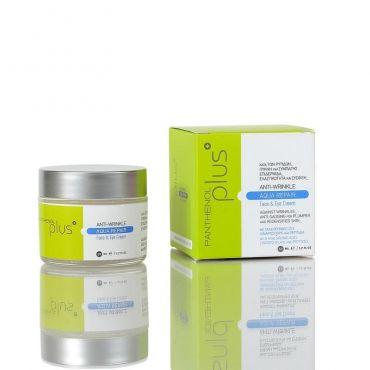 Benefit Hellas Panthenol Plus Aqua Repair Anti-Wrinkle Face & Eye Cream 50ml - Πρόσωπο στο Pharmeden.gr - Online Φαρμακείο