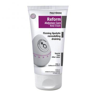Frezyderm Reform Abdomen Body Cream 150ml - Μαμά στο Pharmeden.gr - Online Φαρμακείο
