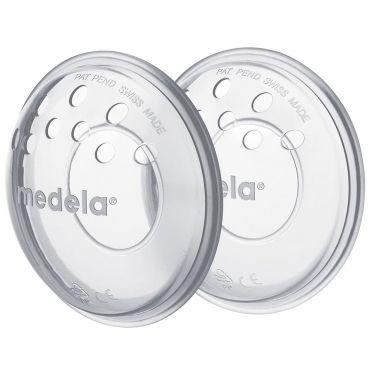 Medela Breastshells Προστατευτικά Θηλών 2τμχ - Μαμά στο Pharmeden.gr - Online Φαρμακείο