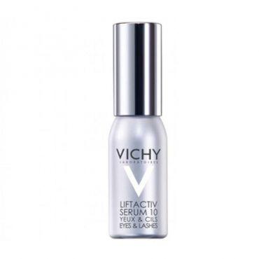 Vichy Liftactiv Serum 10 Eyes & Lashes 15ml - Πρόσωπο στο Pharmeden.gr - Online Φαρμακείο