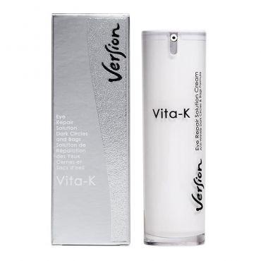 Version Derma Vita-K Eye Repair Solution 30ml - Πρόσωπο στο Pharmeden.gr - Online Φαρμακείο