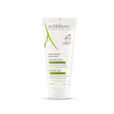 A-Derma Shower Gel Hydra-Protective 200ml - Σώμα στο Pharmeden.gr - Online Φαρμακείο