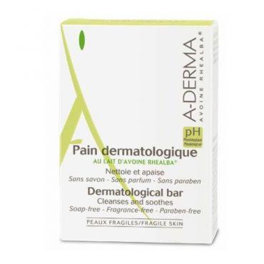 A-Derma Dermatological Bar 100gr - Σώμα στο Pharmeden.gr - Online Φαρμακείο