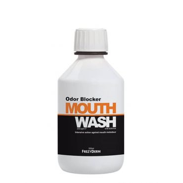 Frezyderm Mouthwash Odor Blocker Στοματικό Διάλυμα 250ml - Στοματική Υγιεινή στο Pharmeden.gr - Online Φαρμακείο