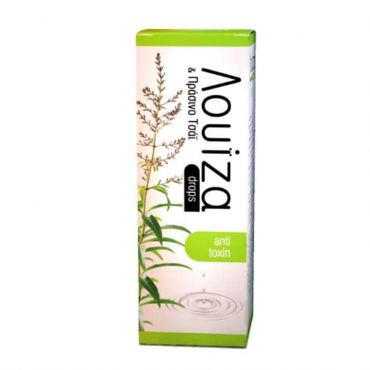Meke Λουιζα & Πράσινο Τσαι Anti Toxin 100ml - Αδυνατιστικά στο Pharmeden.gr - Online Φαρμακείο