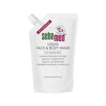 Sebamed Wash Refill 400ml - Πρόσωπο στο Pharmeden.gr - Online Φαρμακείο