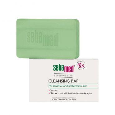 Sebamed Cleansing Bar 150gr - Πρόσωπο στο Pharmeden.gr - Online Φαρμακείο