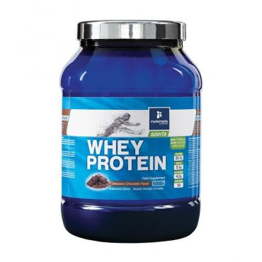 My Elements Sports Whey Protein (Chocolate) 1000gr - Συμπληρώματα στο Pharmeden.gr - Online Φαρμακείο
