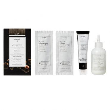 Korres Argan Oil Ageless Colorant Μόνιμη Βαφή Μαλλιών 50ml - Μαλλιά στο Pharmeden.gr - Online Φαρμακείο