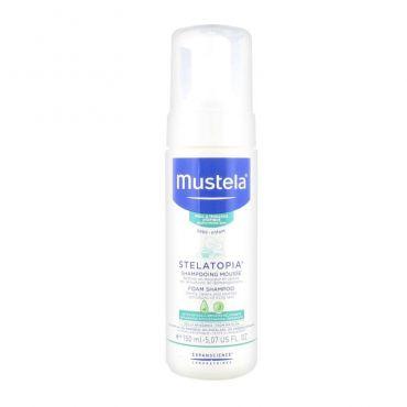 Mustela Stelatopia Foam Shampoo 150ml - Βρέφη στο Pharmeden.gr - Online Φαρμακείο