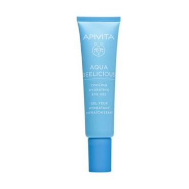 Apivita Aqua Beelicious Cooling Hydrating Eye Gel 15ml - Πρόσωπο στο Pharmeden.gr - Online Φαρμακείο