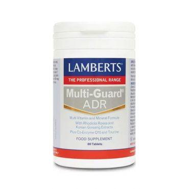 Lamberts Multi Guard ADR 60 tabs - Βιταμίνες στο Pharmeden.gr - Online Φαρμακείο