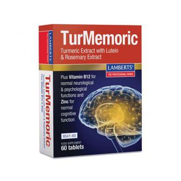 Lamberts Turmemoric 60 tabs - Συμπληρώματα Διατροφής στο Pharmeden.gr - Online Φαρμακείο