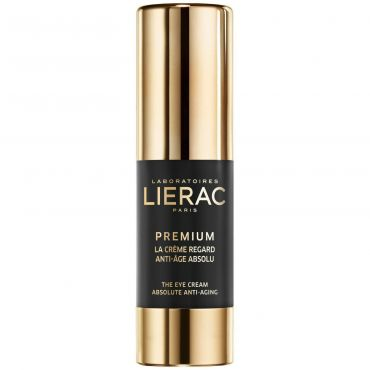 Lierac Premium The Eye Cream 15ml - Πρόσωπο στο Pharmeden.gr - Online Φαρμακείο