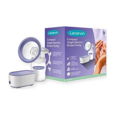 Lansinoh Compact Μονό Ηλεκτρικό Θήλαστρο 1 τεμ - Μαμά στο Pharmeden.gr - Online Φαρμακείο