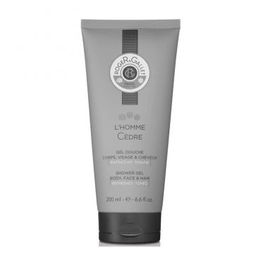 Roger & Gallet L'Homme Cedre Shower Gel 200ml - Σώμα στο Pharmeden.gr - Online Φαρμακείο