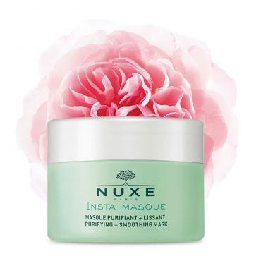 Nuxe Purifying Μάσκα Προσώπου για Βαθύ Καθαρισμό & Λείανση 50ml - Πρόσωπο στο Pharmeden.gr - Online Φαρμακείο