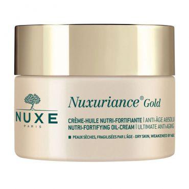 Nuxe Nuxuriance Gold Day Cream 50ml - Πρόσωπο στο Pharmeden.gr - Online Φαρμακείο
