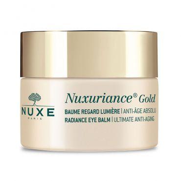 Nuxe Nuxuriance Gold Eye Balm 15ml - Πρόσωπο στο Pharmeden.gr - Online Φαρμακείο