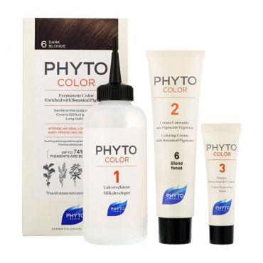 Phyto Phytocolor Μόνιμη Βαφή Μαλλιών - Μαλλιά στο Pharmeden.gr - Online Φαρμακείο