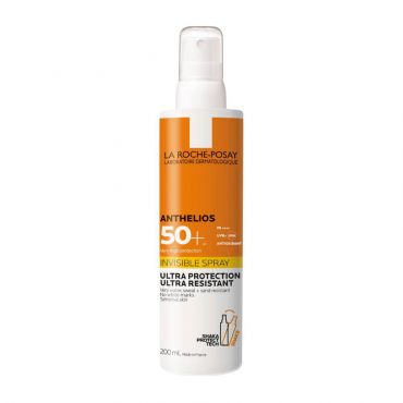 La Roche Posay Anthelios Invisible Spay SPF50+ 200ml - Αντηλιακά στο Pharmeden.gr - Online Φαρμακείο