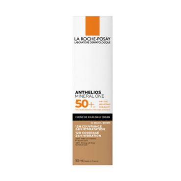 La Roche Posay Anthelios Mineral One SPF50+ Shade 04 Brown 30ml - Αντηλιακά στο Pharmeden.gr - Online Φαρμακείο