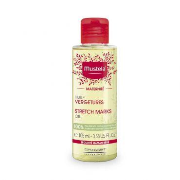 Mustela Stretch Marks Prevention Oil 105ml - Μαμά στο Pharmeden.gr - Online Φαρμακείο