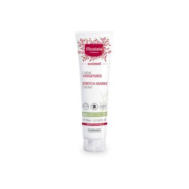 Mustela Stretch Marks Prevention Cream 150ml - Μαμά στο Pharmeden.gr - Online Φαρμακείο