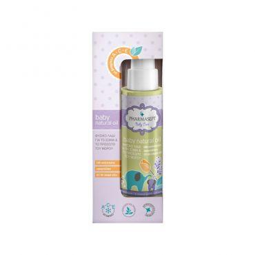 Pharmasept Tol Velvet Baby Natural Oil 100ml - Βρέφη στο Pharmeden.gr - Online Φαρμακείο