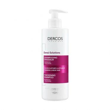 Vichy Dercos Densi-Solutions Σαμπουάν για Πύκνωση Μαλλιών 400ml - Μαλλιά στο Pharmeden.gr - Online Φαρμακείο