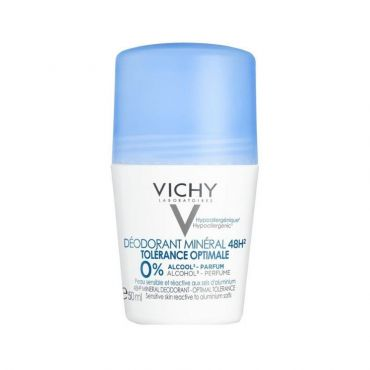 Vichy Mineral Deodorant 48h Tolerance Optimale Χωρίς Άρωμα 50ml - Υγιεινή στο Pharmeden.gr - Online Φαρμακείο
