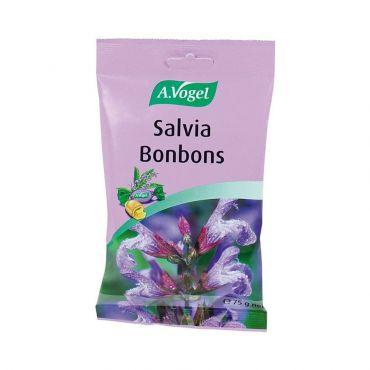 A.Vogel Salvia  Bonbons 75gr - Φροντίδα για το Χειμώνα στο Pharmeden.gr - Online Φαρμακείο
