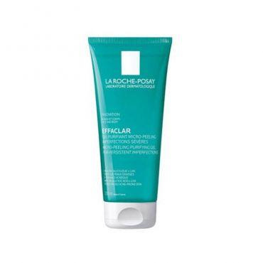 La Roche Posay Effaclar Micro-Peeling Gel 200ml - Πρόσωπο στο Pharmeden.gr - Online Φαρμακείο