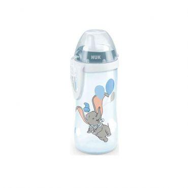 Nuk Kiddy Cup Disney Classic Dumbο Μπλε Παγουράκι με Ρύγχος  300ml - Αξεσουάρ για Μωρά στο Pharmeden.gr - Online Φαρμακείο