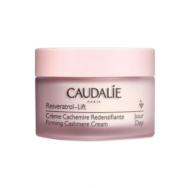 Caudalie Resveratrol Lift Firming Cashmere Cream 50ml - Πρόσωπο στο Pharmeden.gr - Online Φαρμακείο