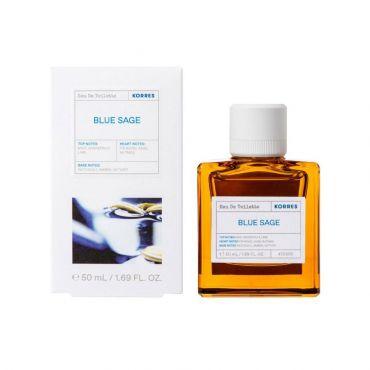 Korres Blue Sage-Lime-Fir Wood Perfume 50ml - Άντρας στο Pharmeden.gr - Online Φαρμακείο